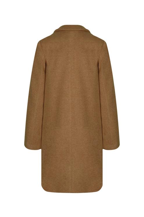 Cognac Coat