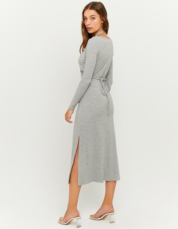 Vestito Lungo in Jersey Casual
