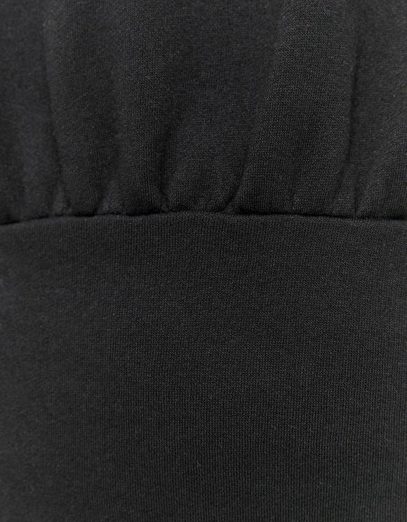 Padded Shoulder Dress