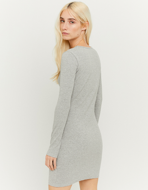 Bodycon Rib Knit Dress