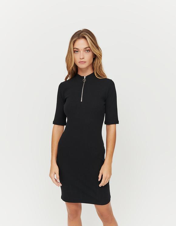 Robe Noire Moulante