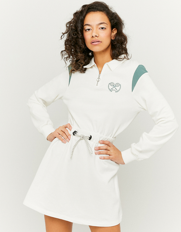 Robe Sweat Courte