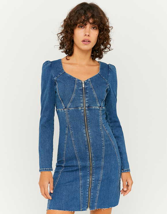 Denim Bodycon dress