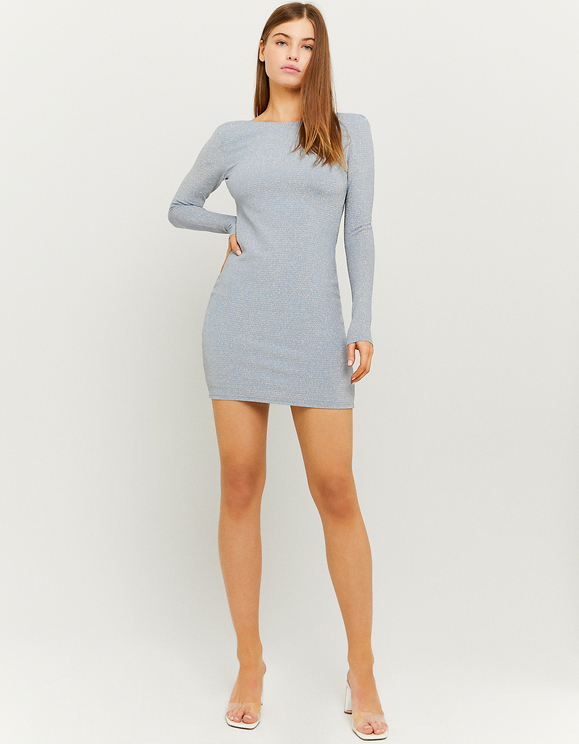 Jersey Mini Party Dress