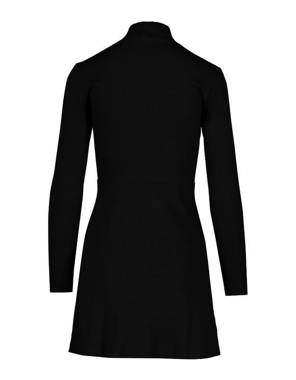 Robe Courte Noire