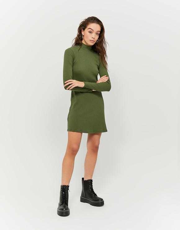 Grüner Mini Rock