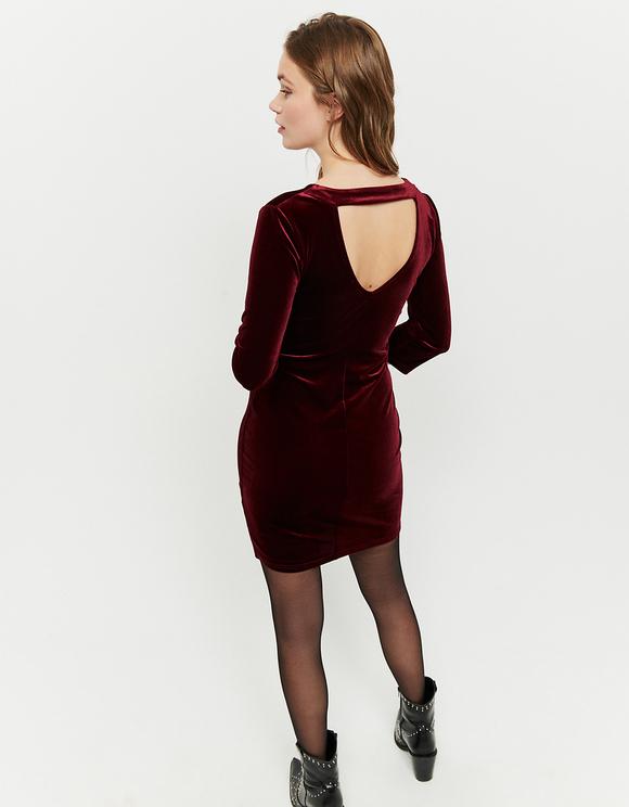 vari tipi di servizio duraturo ultima collezione Burgundy Dress | TALLY WEiJL Online Shop