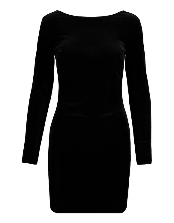 Robe Moulante Noire