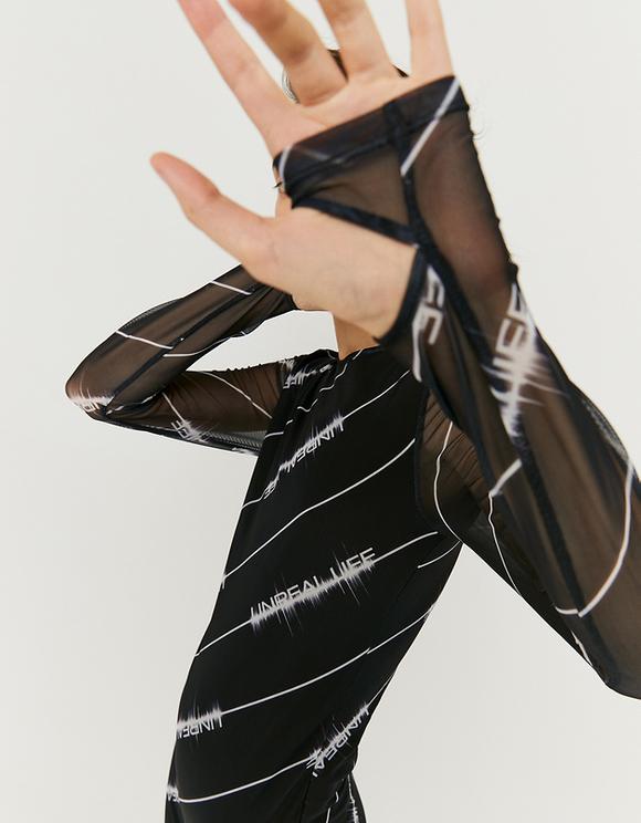 Vestito Aderente Nero