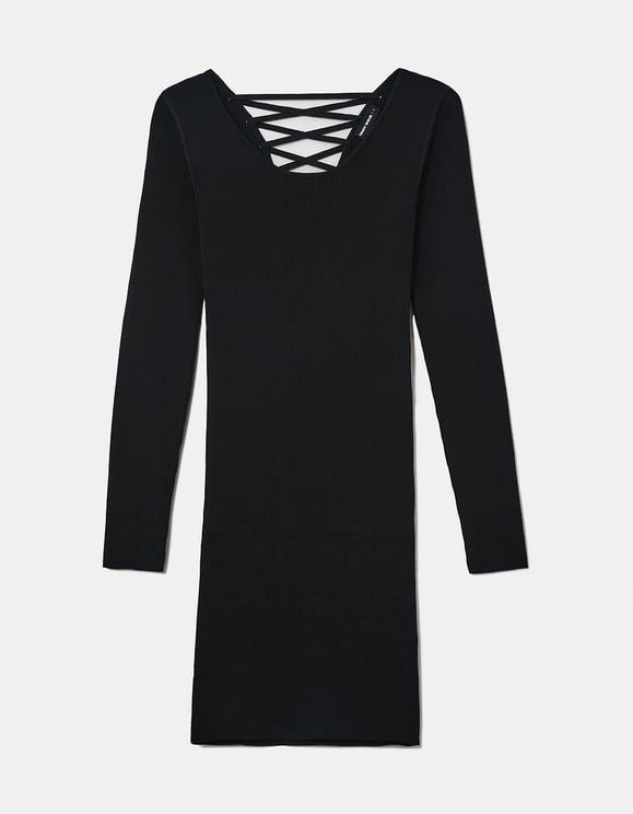 Robe Pull Noire