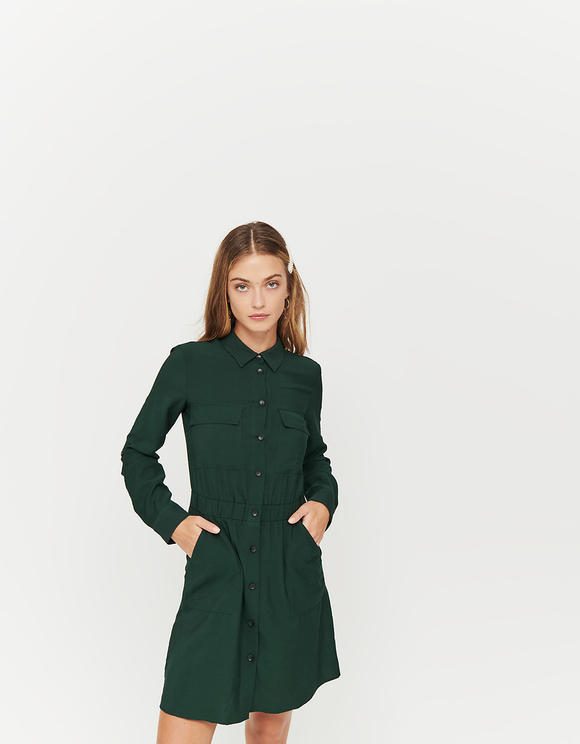Robe Verte Cargo