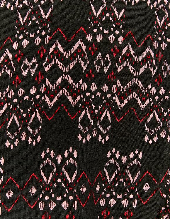Robe Imprimé Tribal