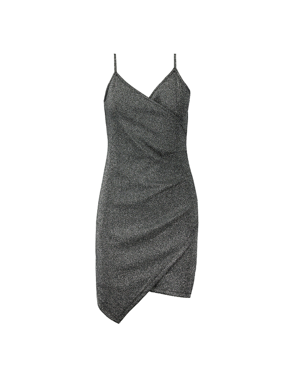 Metallic Lurex Dress