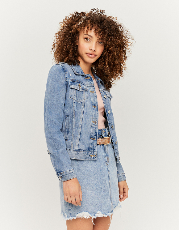 tally weijl jeans jacken