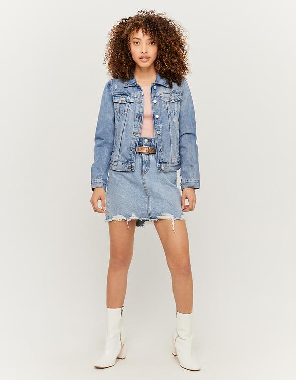 Slim Fit Jeans Jacke