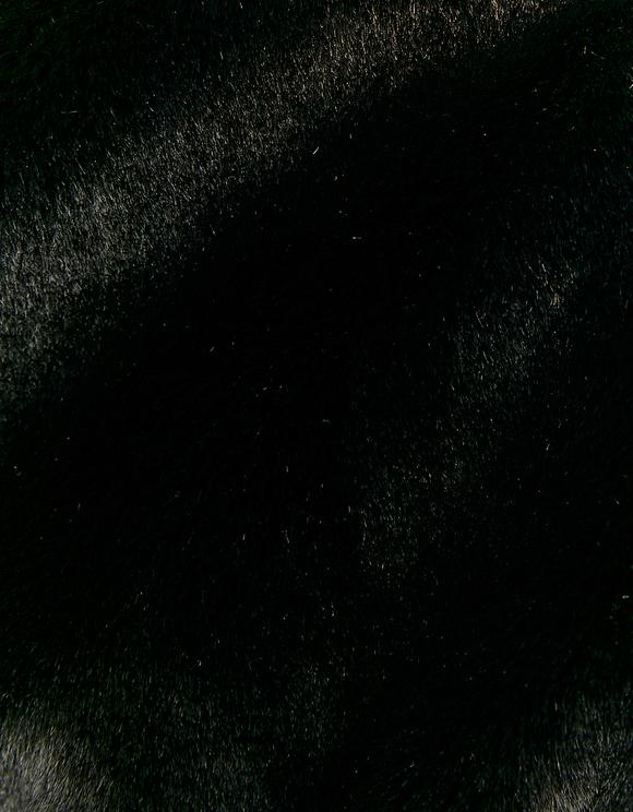 Giacca Corta in Pelliccia Sintetica
