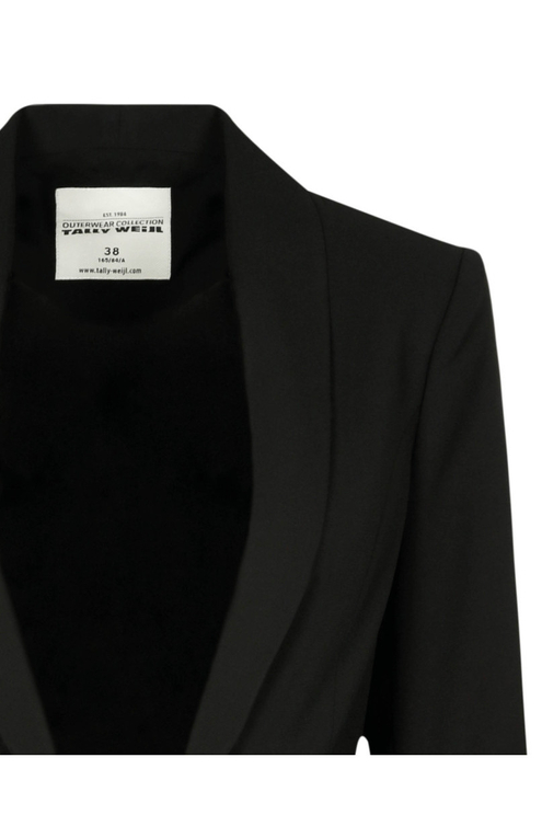 Blazer Court Noir