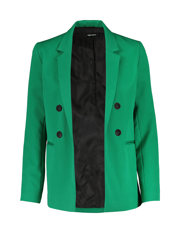 Blazer Verde Doppiopetto