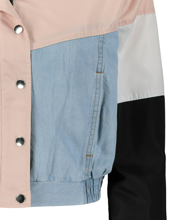 Colorblock Winbreaker Jacket