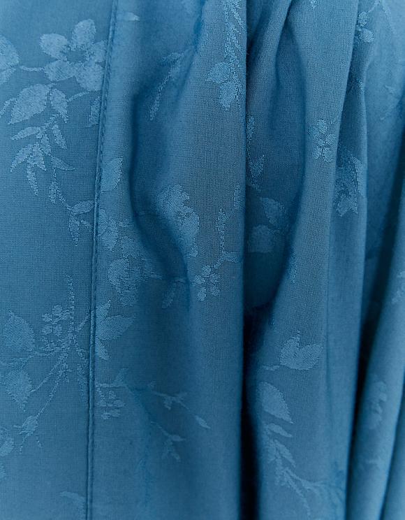 Veste Kimono Bleue