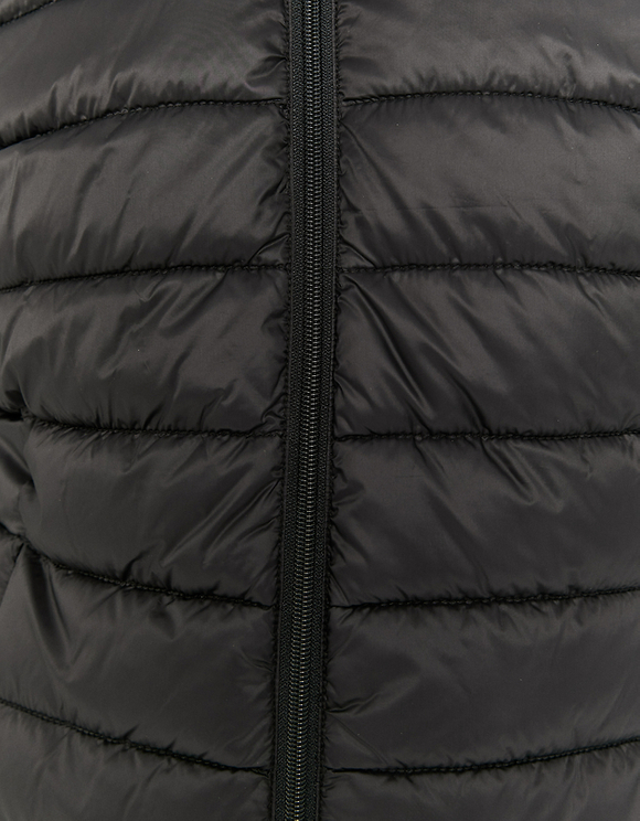 Faux Fur Lined Padded Jacket