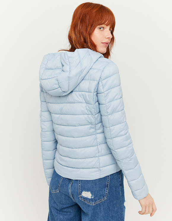 Blue Light Padded Jacket