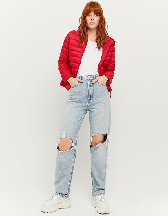 Red Light Padded Jacket