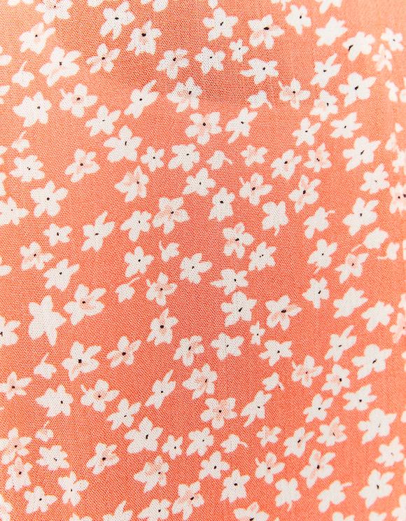 Kimono aus Viskose mit Aufdruck