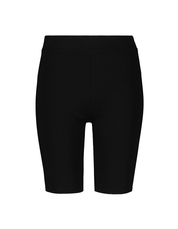 Black Cyclist Shorts
