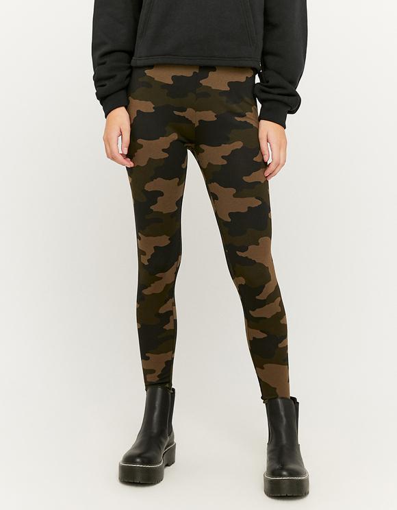 Legging Imprimé Camouflage