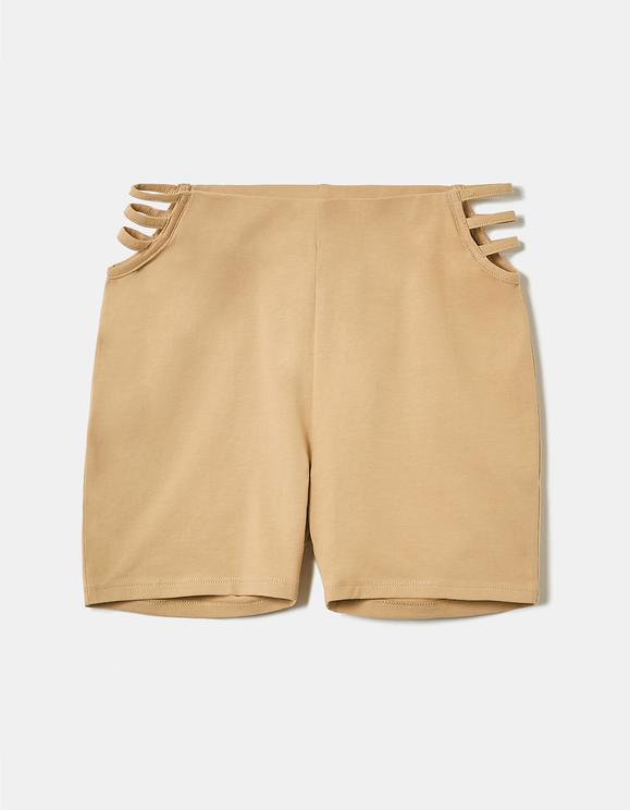 High Waist Cycling Shorts