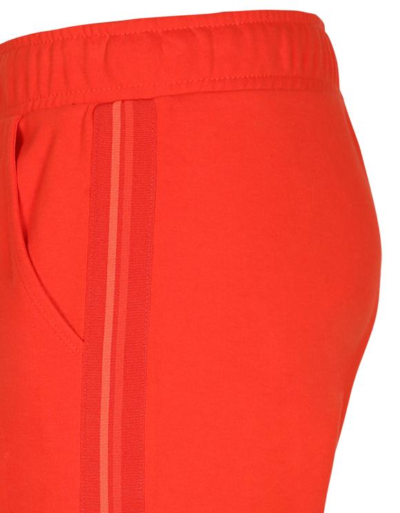 Orange-Red Joggers