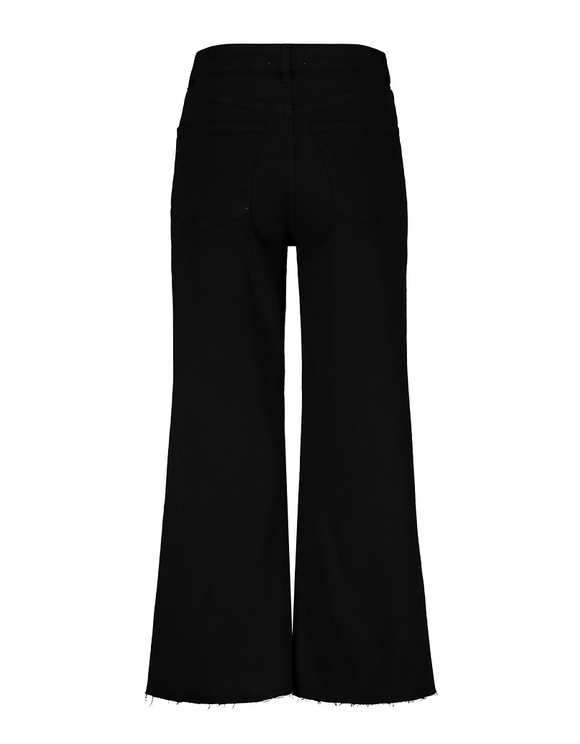 Very High Waist Wide Leg Jeans