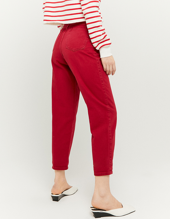High Waist Slouchy Trousers