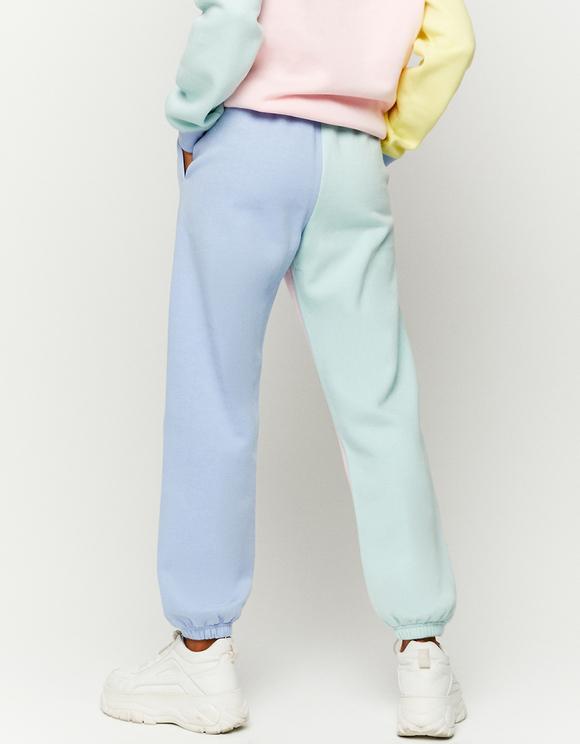 Pantaloni Joggers Multicolor