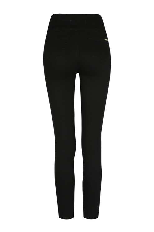 Very High Waist Skinny Trousers