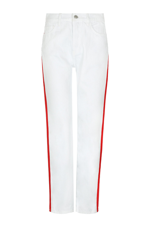 Pantalon Taille Haute Vintage