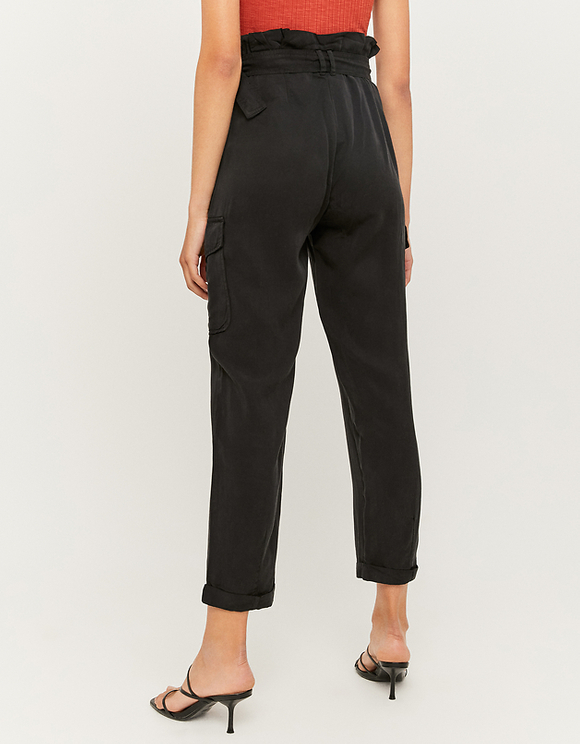 Lightweight Paperbag Trousers