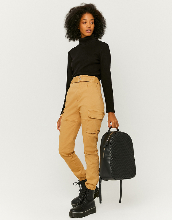 Paperbag Cargo Trousers