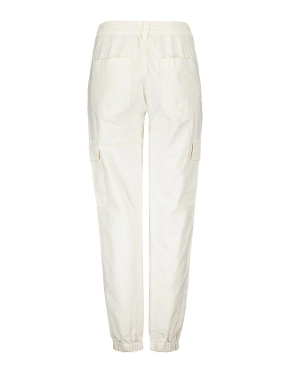 High Waist Cargo Trousers