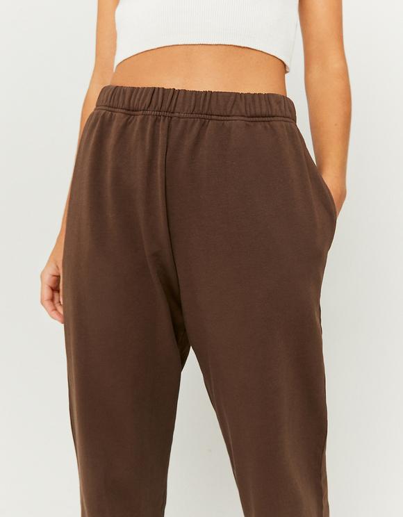 Pantaloni da Jogging a Vita Alta