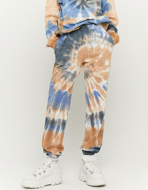 Pantaloni Joggers Tie & Dye