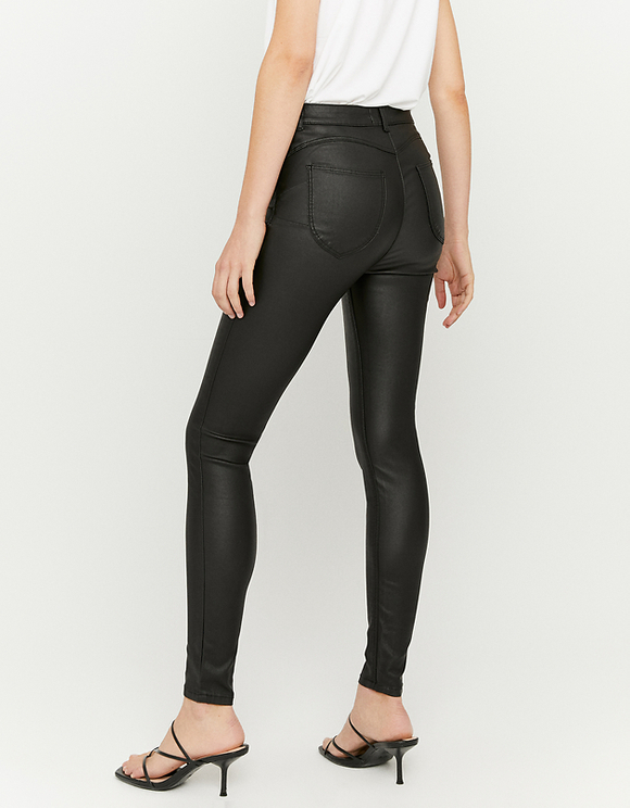Medium Waist Push up Skinny Trousers