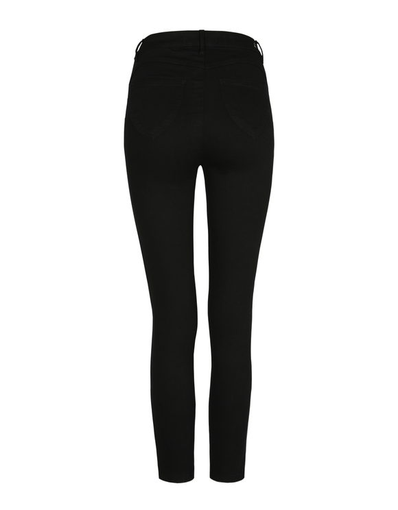 High Waist Push Up Skinny Hose