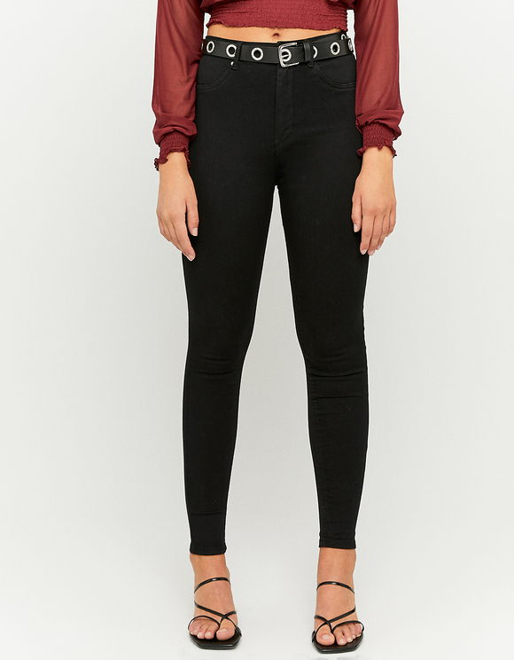 Soft Touch Push Up Trousers