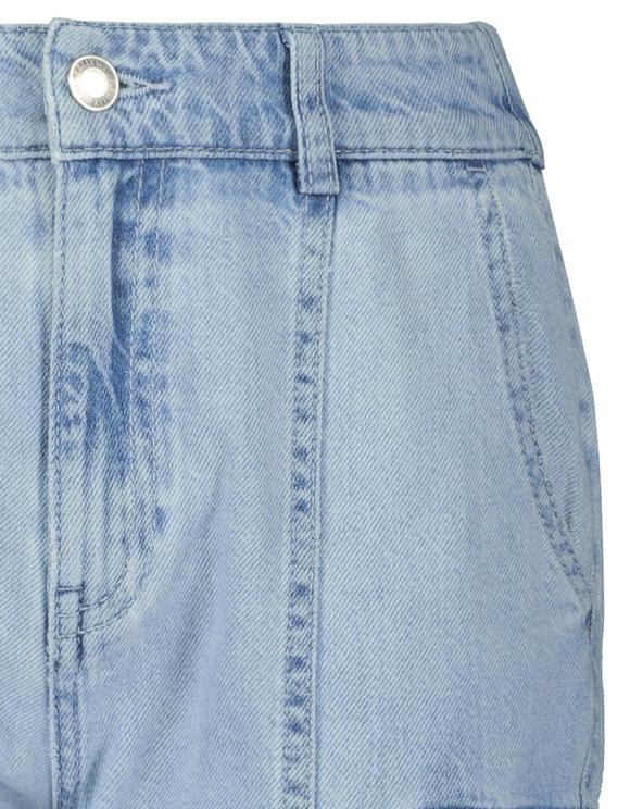 Pantalon Cargo en Jean