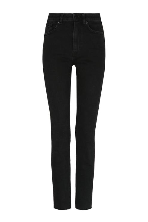 Mom Slim Side Stripe Jeans