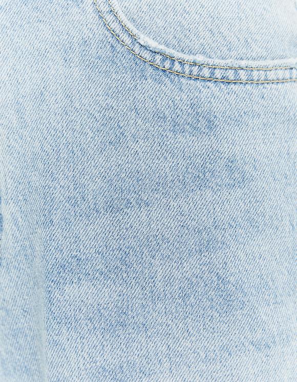 Jean Taille Haute Droit