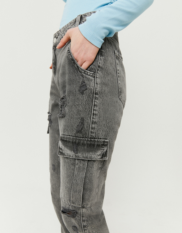Jeans Cargo Jogger