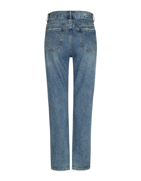 Mom Slim High Waist Jeans